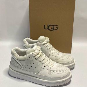 UGG White Highland Sneaker